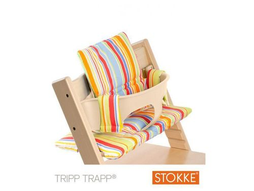 Stokke Tripp Trapp Kissen Art Stripes